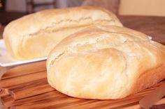 Pão caseiro da fazenda de Patrícia Brito