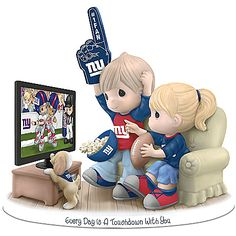 The Hamilton Collection Precious Moments Every Day is A Touchdown with You Florida Gators Figurine Excited Puppy, Best Kids Watches, Broncos Fans, Denver Broncos, Precious Moments Figurines, Watch Football, Florida Gators, New York Jets, Detroit Lions