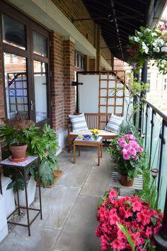 Die 45 Besten Bilder Von Balkon Garten Terrasse Balkongarten Und