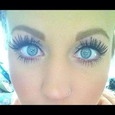 3D Fiber Lash Mascara by Younique.. Get the look of falsies without the glue & mess of stick on's or the damage & cost of implants. Contains collagen for lash health & 100% green tea fibres which means there's nothing that can harm your eyes!! Visit www.youniquebyebony.com.au to order your's.