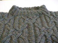 Free Pattern: John's Sweater by Norah Gaughan