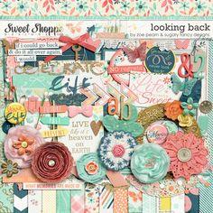 Looking Back by Zoe Pearn & Sugary Fancy