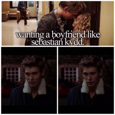 Collage I created from the Carrie Diaries based on Sebastian <3