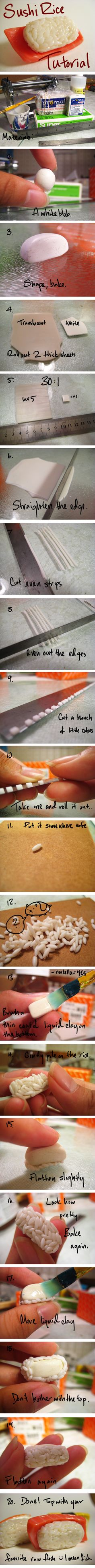 Sushi Rice Tutorial by ~lava-tomato on deviantART