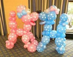 Puppies Balloons And More, Large Balloons, Balloon Dog, Balloon Arch, Balloon Centerpieces, Balloon Decorations, Columns Decor, Ballon Animals, Twisting Balloons