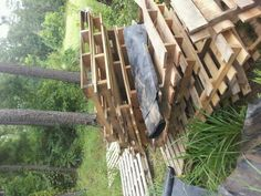 Rustic Pallet Blind Build Page 2 Texasbowhunter
