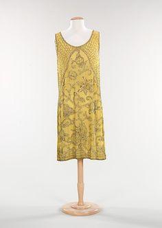 1924 Evening dress American The MET