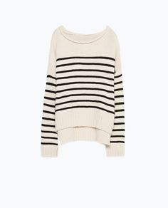 ZARA - WOMAN - SAILOR STRIPED KNIT - not exact, but similar (original from Ann Taylor/LOFT) - carried over from 2014