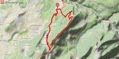 [Haute-Savoie] Hermones express Départ du Lyaud. Montée alternant chemin large et route jusqu'au col du Feu. De là, la montée par un chemin large s'intensifie pour gagner le sommet des Hermones. Ensuite vient une longue descente un peu délicate par endroits qui nous ramène au point de départ.