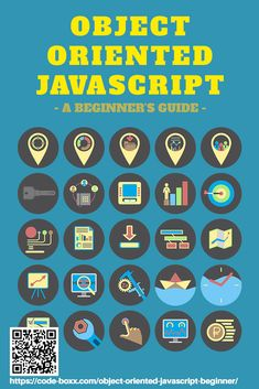 Object-Oriented Javascript - A Beginner's Tutorial - Code Boxx Java Cheat Sheet, Java Script, Html Css, Learn To Code, Programming Languages, Carbon Footprint, Electronics Projects, Cheat Sheets, Computer Science