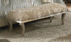 Aico Hollywood Swank Bed Bench