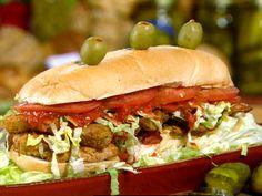 Fat Darrell Sandwich from Paula Deen