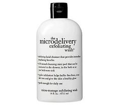 philosophy the microdelivery exfoliating wash,16 oz
