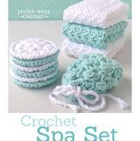 Spa Set cloth–scrubby–soap saver