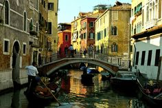 Streets of Water, Venice