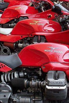 Moto Guzzi's