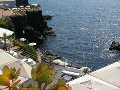 Veduta #mare dal nostro #hotel a #Catania