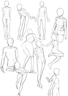 Art Reference Poses Woman , Art Reference - Art World Body Reference Drawing, Body Drawing, Drawing Reference Poses, Drawing Base, Figure Drawing, Drawing Ideas, Anatomy Reference, Drawing Tips, Woman Drawing