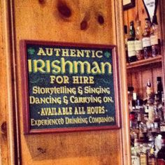 Dargan's Irish Pub in Santa Barbara, CA: It is an Irish pub run by an Irish family and you feel like you are in Ireland when you walk inside, the food is good and affordable the beer list is great and there are TV's in every part of the place, and lots of die hard fans to give the atmosphere and International flavor.Find more places to watch the World Cup in the USA: http://pin.it/AeGWA1a