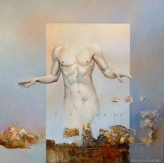 Paintings by Konstantin Kacev