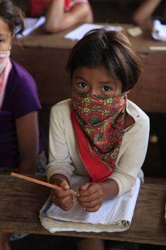 thinkmexican:  Escuelita Zapatista