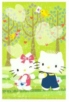 Hello Kitty & Dear Daniel