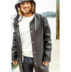 Men's Swedish Rainwear - 3 Colors - Outerwear - Men's Apparel - Apparel