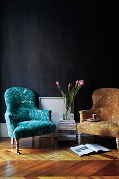 Printed Parker Armchair - #anthrofave