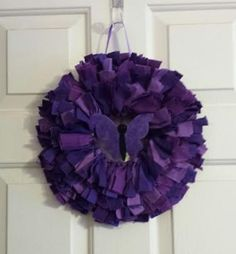 Hey, I found this really awesome Etsy listing at https://www.etsy.com/listing/177090209/13-lupus-or-fibromyalgia-wreath