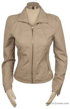 Whether a day at work or a day of New York shopping with the girls, you are sure to look and feel great in this Kenneth Cole Reactions jacket.  173RU122  #kennethcole #kennethcolejackets
