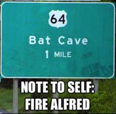 A secret lair?