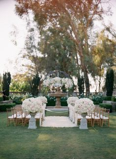 Glam California ceremony: http://www.stylemepretty.com/2015/04/23/formal-greystone-mansion-wedding/ | Photography: Esther Sun - http://www.esthersunphoto.com/