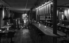 Bryggeri * Restaurant * Bar à bières  barRyesgade 32200 København NTel. 3530 0530