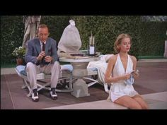 """My Mama's favorite, and I love it too.  <3 True Love (from the movie """"High Society"""") - Bing Crosby & Grace Kelly"""