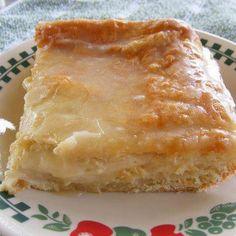 Cream Cheese Danish...this is soooo good!!