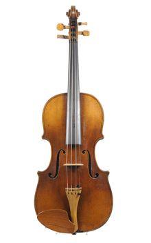 19th century Klingenthal Hopf violin for small handed players - Violins, Klingenthal / Hopf