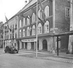 Adolf Hitlers birthplace 1938 (via juliamuller1889)