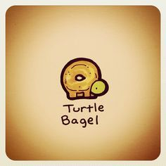 Turtle Bagel - @turtlewayne- #webstagram