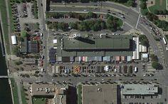 12 vues aériennes incroyables de Montréal