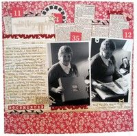 A Project by cengland from our Scrapbooking Gallery originally submitted 02/18/13 at 11:47 AM
