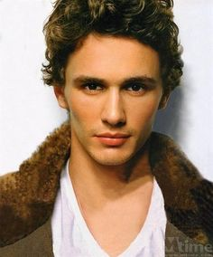 James Franco -- there's just something about him