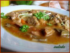 Thai Red Curry, Beef, Cooking, Ethnic Recipes, Food, Meat, Kitchen, Essen, Meals
