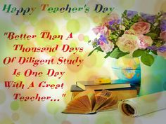 10 Best HAPPY TEACHERS DAY TO YOU ALL GOD BLESS YOU ❤ images in