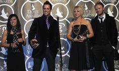 Skillet wins a dove award! :D