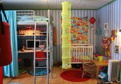 Kuvahaun tulos haulle kahden lapsen yhteinen huone