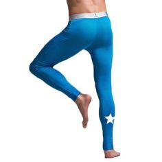 564b0797c3 Hot-sale Long Johns Fall Modal Super Thin Elastic Legging Yoga Long Johns  Sleepwear Bottoms for Men Online - NewChic