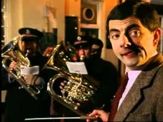 Mr Bean Merry Christmas - This will not play on most DVD players sold in the U. See other DVD options under. Mr. Bean, Jingle Bell, Christmas In Britain, British Tv Comedies, Comedy Tv, Comedy Series, Old Tv, Full Episodes, Christmas Traditions