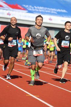 Piotr Gołos Amsterdam Marathon 2016 3:38:01