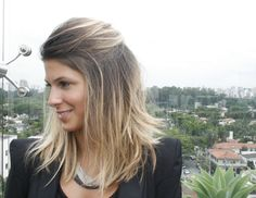 Anna Fasano hair
