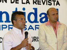 Periodismo sin Censura: Sector empresarial reconoce liderazgo de Mauricio ...